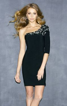 Allure black dress