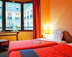 Located under a 10-minute stroll from George V Metro Station, the Adagio Access Paris Tilsitt Champs Elysees ex Citea offers guests an ideal...