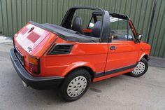 Fiat126p Cabrio