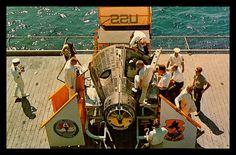 Vintage NASA Postcard, 1960's | Flickr - Photo Sharing!