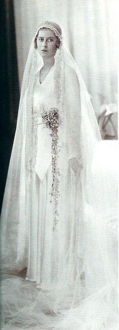 Princess Sophie (1914-2001) Princess of Greece, sister of Prince Philip.