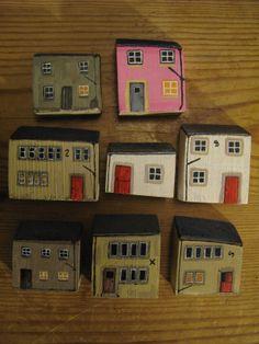 Little Cottages by Joy Williams
