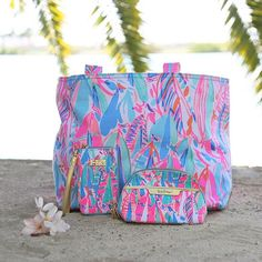 A few of our favorite Lilly Pulitzer summer must-haves!