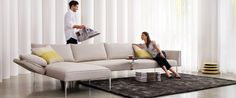 King Furniture - Andrea - Designed by Charles Wilson & King Furniture. Comfortable and stylish furniture