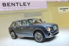 the ugliest SUV ever made, and it's a Bentley