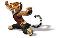 KUNG FU PANDA 2: Tigress