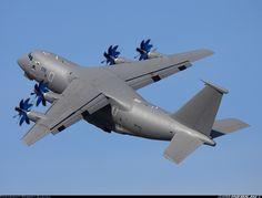 Antonov An-70  at MAKS2013
