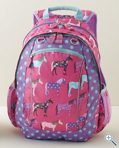 Garnet Hill Kids Backpack School Days Kids Backpacks