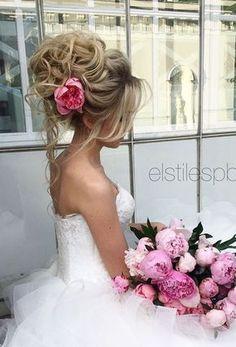 Elstile wedding hairstyles for long hair 52 - Deer Pearl Flowers / http://www.deerpearlflowers.com/wedding-hairstyle-inspiration/elstile-wedding-hairstyles-for-long-hair-52/