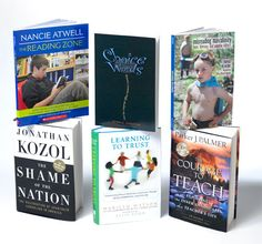 Great books read and recommended by teachers - 12 books every teacher should read