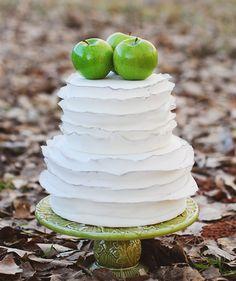 Green Apple Wedding