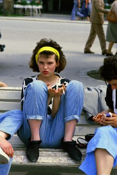 80s fashion from Split