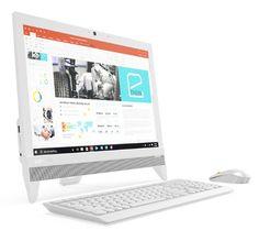 Lenovo IdeaCentre Blanco All-in-One PC