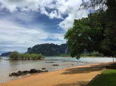 "@wildehilde88 on Instagram: ""#aonammaopier #railaybeach #AoNangBeach #krabi #thailand #nature #holidays #sun #clouds #beach"" Ao Nang Beach, Railay Beach, Krabi Thailand, Clouds, Sun, Holidays, Water, Maya, Outdoor"