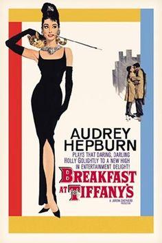 Audrey Hepburn stars in Breakfast at Tiffany's - Breakfast at Tiffany's