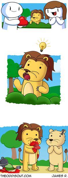 I Lion You