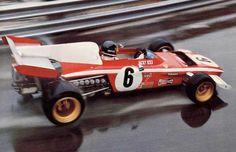 1972 GP Monaco (Jacky Ickx) Ferrari 312B2