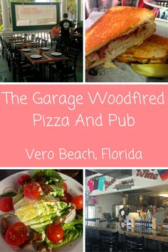 The Garage Wood Fired Pizza is a Vero Beach eatery. Known for pizza, wings, and…