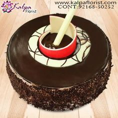 Premium Quality Truffle Affection 1 kg ( Send Birthday Cake to Chandigarh ) Birthday Cake Video, Online Birthday Cake, Birthday Cake Delivery, Special Birthday Cakes, Cool Birthday Cakes, Chocolate Cream Cake, Chocolate Glaze, Order Cakes Online, Cake Online