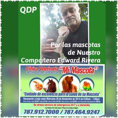 Ayuda para los perritos de Edward Rivera Donacion a la clinica