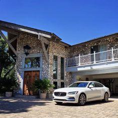 Volvo Luxury Estate Sedan in Carmel, California Volvo S90, Overland Trailer, Carmel California, Cars Usa, Volvo Cars, Luxury Estate, Luxury Packaging, Interior Exterior, Maserati
