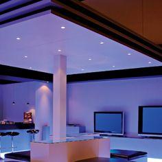 ENEA - Recessed ceiling/ wall spotlight, ideal for the lighting of shop-windows, stands, bookcases, corridors, entrances. #LED #light_e_design #design #illumination #lamp #lightdesign #indoor #lighting #lamp #pendant #iluminacion #decor #home #decoracion #lampara