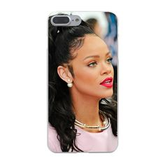 nice Custom Sexy Pop Star Rihanna Hard Case Transparent Cover for iPhone 7 7 Plus 6 6s Plus 5 5s 5c SE 4 4s