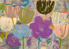 Crazy daisy flower Bomb  Kerri Rosenthal