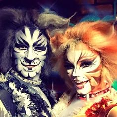 Pretty Cats, Pretty Kitty, Mexico Tours, Jellicle Cats, Cats Musical, Cat Makeup, Miguel Angel, The A Team, Makeup Techniques