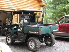 Polaris Ranger- have the same one!!!