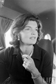A thoughtful, candid picture of pre-First Lady Jackie.