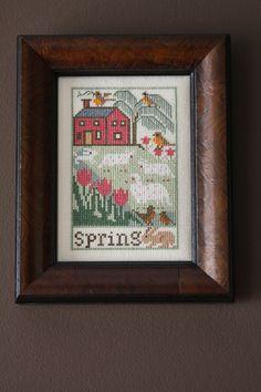Prairie Schooler Spring