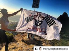 "MORE #555SWAG SPOTTED!! - The #555fitness ""Fitness Flag""  #Repost @moreweightmorecake  @555fitness claiming another continent: Cape Town South Africa TRAIN HARD DO WORK  - 5-5-5 Fitness is determined. We are rogues we are vigilant we are motivated and we mean to create total change. -  The goal at 5-5-5 Firefighter Fitness Inc. is to help reduce Line Of Duty Deaths in emergency services. Historically over 55% of firefighter fatalities can be attributed to cardiac related events. One way to…"