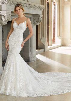 Sigrid Wedding Dress | Style 2128 | Morilee by Madeline Gardner