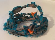 A personal favorite from my Etsy shop https://www.etsy.com/listing/262034063/turquoise-silk-wrap-bracelet-silk-fabric