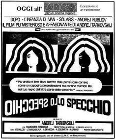 547 fantastiche immagini in ipmp italian pulp movie posters su pinterest film posters movie - Lo specchio tarkovskij ...