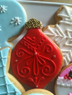 Christmas' Sugar cookies