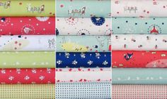 Enchant Fat Quarter Bundle   49.50