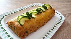 ZV-TUŇÁKOVÝ HŘBET S CUKETOU Smícháme 1 na drobno nakrájenou cuketu, hrst strouhaného sýra, 150 g tuňáka Calvo zbaveného vody, 4 vejce, 2 prolisované česn.stroužky, 1 nakrájenou střední cibuli, 1/4 čajové lžičky soli, 1/4 čajové lžičky červené papriky, 1/4 čajové lžičky mletého pepře Těsto vlijeme do formy na srnčí hřbet, vyloženou pečícím papírem, pečeme na 180°C 45 minut dozlatova. Necháme trochu zchladnout, vyklopíme na plech, posypeme strouhaným parmazánem a ještě asi 10-15 minut…