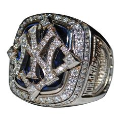 2009 World Series Championship Ring. The Yankees 27 World Series Championships are the most championships in any sport anywhere in the world.