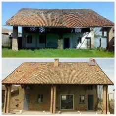 #casa #home #homesweethome #ristrutturazione #primaedopo #casadolcecasa @casafacile #cascina #oltrepo #verretto