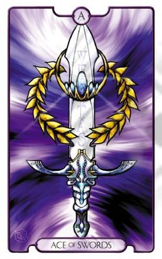 Revelations Tarot Ace of Swords - Pesquisa do Google