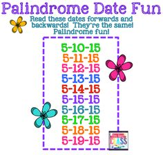 Printables Palindrome Riddles Worksheet palindromes figurative language center activity activities it check out these cool palindrome patterns the student version is on blog
