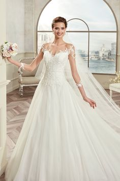 Wedding Dress Colet COAB17284 2017