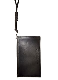 See men's and women's accessories Campbell Cole Simple Coin Pouch with Zip pull in black. Pouch, Wallet, Women's Accessories, Shop Now, Shopping, Simple, Clothes, Fashion, Outfits