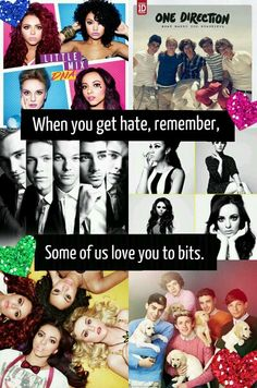 Nade on Pinterest | Niall Horan, Jade and Little Mix