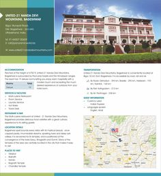 Find useful information about Resort's accommodation, tariffs, services and facilities, restaurant & Bars in Bageshwar. Also find location detail, transportation and places to visit in Bageshwar.