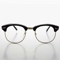 e49f7b9852c00 60s Retro Malcolm X Horn Rim Hipster Vintage Glasses - Malcolm