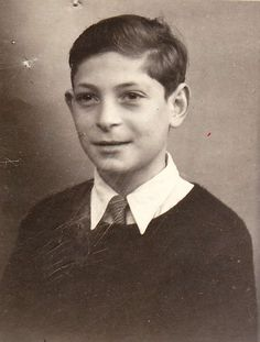 Marcel Goldberg | Remember Me: Displaced Children of the Holocaust
