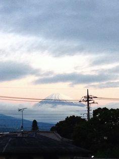 Mt.Fuji 富士山 10/242014 (Shizuoka Japan 静岡県裾野市)